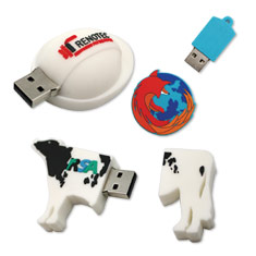 Custom 3D Usb Flash Drives