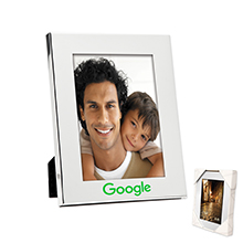 "8"" x 10"" Silver Picture Frame"