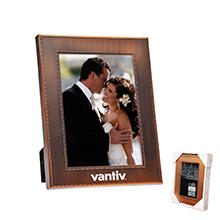 "5"" x 7"" Bead Copper Picture Frame"
