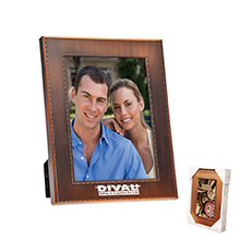 "8"" x 10"" Bead Copper Picture Frame"