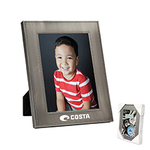 "5"" x 7"" Bead Pewter Picture Frame"