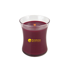 Medium Jar Candle - Black Cherry