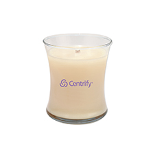 Medium Jar Candle - Vanilla Bean
