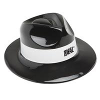 Gangster Hat - Black