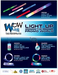 Light Up The Promo World!