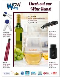 Wine Down With WOWLine!