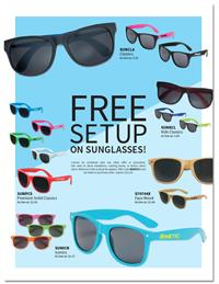 Free Setup on Sunglasses!